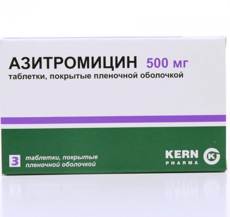 Азитромицин инструкция по применению при хламидиозе
