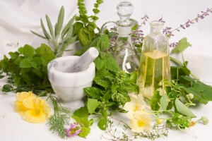 Некоторые лекарства содержат природные компоненты