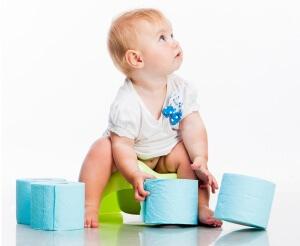 Запор у детей возникает по различным причинам