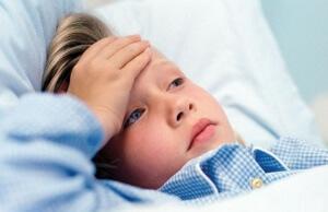Ребенка может тошнить по физиологическим причинам