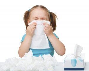 Отривин быстро поможет больным носикам детей