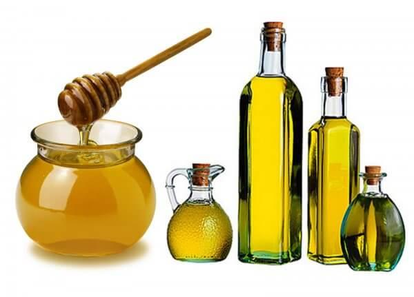 Масла и мёд нейтрализуют излишнюю агрессивность настойки