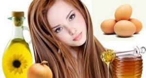 Маски для здоровья и красоты волос
