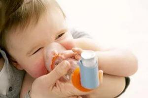 Причины возникновения астмы у ребенка