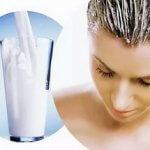 Маска для волос из простокваши: особенности приготовления и использования