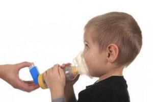 Ингаляции при влажном кашле у ребенка