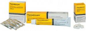 Пимафуцин. Лечение