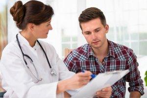 Симптомы гемоспермии