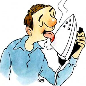 Ожог полости рта: первая помощь
