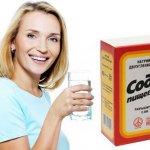 Когда эффективно полоскание горла содой и солью: пропорции состава
