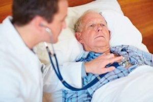 Обширный инфаркт диагностика