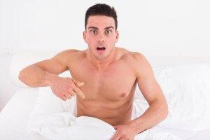 Лечение прыщей в паху у мужчин