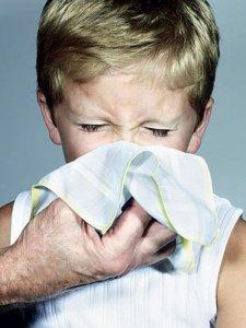 Вазомоторный ринит у детей: лечение