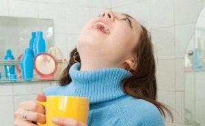 Как снять кашель?