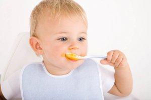 Питание для детей до года