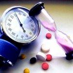 Лекарственные препараты для стабилизации артериального давления, профилактика дестабилизации