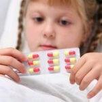 Антибиотик для детей при ОРВИ: обзор средств