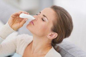 Народные средства против насморка
